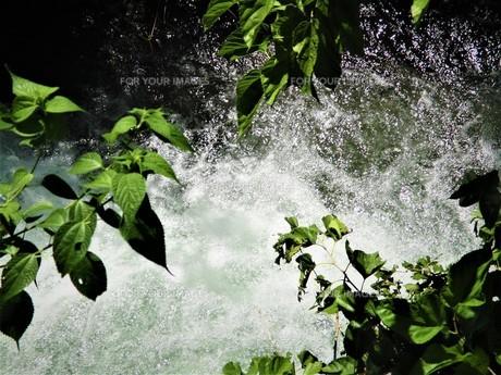 水しぶきの写真素材 [FYI01223226]