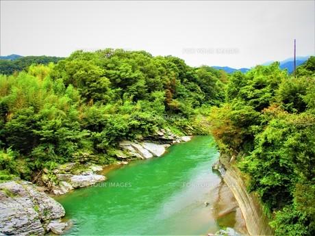 長瀞の川の写真素材 [FYI01223327]