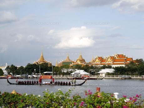 タイ ロイヤルバージの写真素材 [FYI01223431]