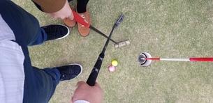 ゴルフの写真素材 [FYI01223608]