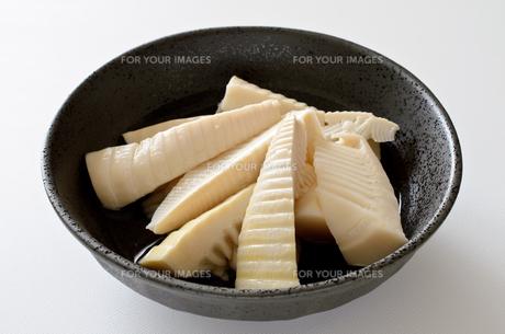 たけのこ 水煮の写真素材 [FYI01223900]