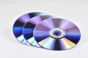 コンパクトディスクの写真素材 [FYI01223935]