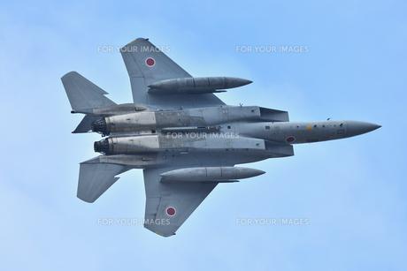 航空自衛隊のF-15戦闘機の写真素材 [FYI01223968]