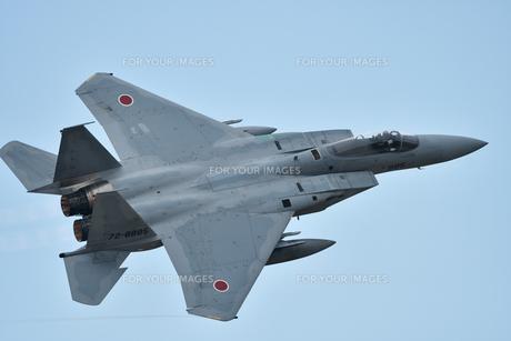 航空自衛隊のF-15戦闘機の写真素材 [FYI01223969]