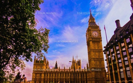 イギリスの写真素材 [FYI01223976]