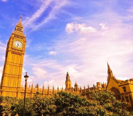 イギリスの写真素材 [FYI01223979]