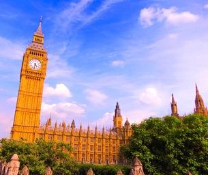 イギリスの写真素材 [FYI01223981]