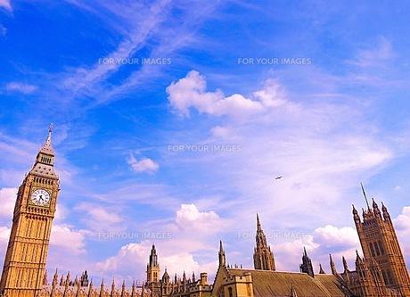 イギリスの写真素材 [FYI01223982]