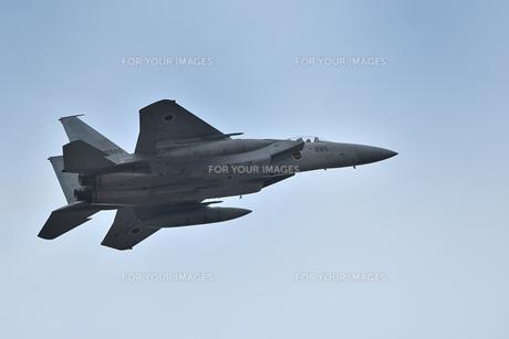 航空自衛隊のF-15戦闘機の写真素材 [FYI01223992]