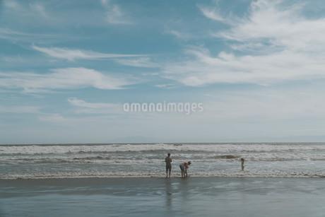 空と海の写真素材 [FYI01224015]