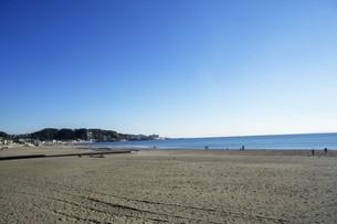 秋の海と空の写真素材 [FYI01224395]