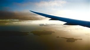 ニュージーランドの海の写真素材 [FYI01224530]