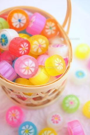 花飴の写真素材 [FYI01224799]