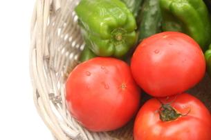 夏野菜の写真素材 [FYI01224831]