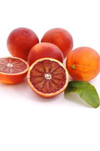 ブラッドオレンジの写真素材 [FYI01224868]