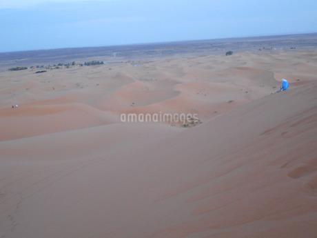 サハラ砂漠の写真素材 [FYI01224935]