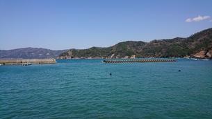 春の日本海の写真素材 [FYI01225189]