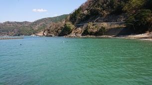 春の日本海の写真素材 [FYI01225190]