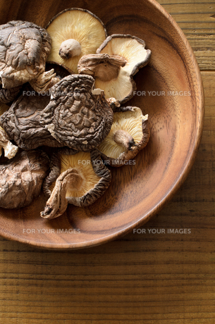 干し椎茸の写真素材 [FYI01226495]
