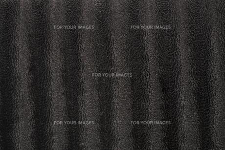 蛇紋色模様の黒いベルベット布の質感の写真素材 [FYI01226587]