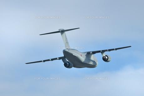 航空自衛隊のC-2輸送機の写真素材 [FYI01226601]