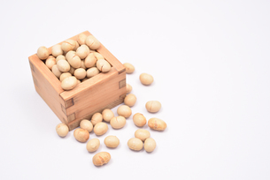 節分の豆 の写真素材 [FYI01226686]