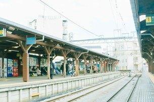 駅の写真素材 [FYI01227017]