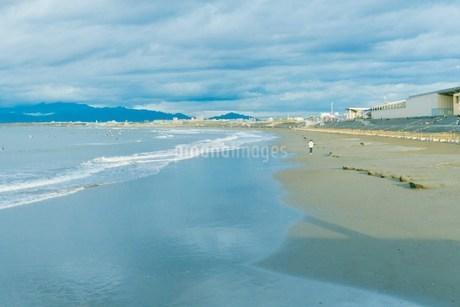朝の海2の写真素材 [FYI01227024]