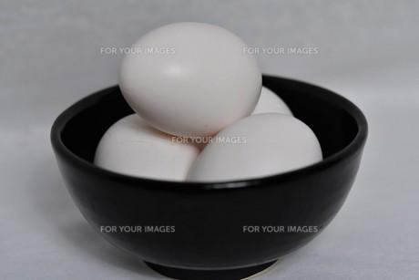 綺麗な卵の写真素材 [FYI01227035]
