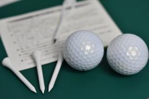 ゴルフ競技の写真素材 [FYI01227037]