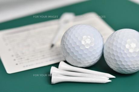 ゴルフコンペの写真素材 [FYI01227038]