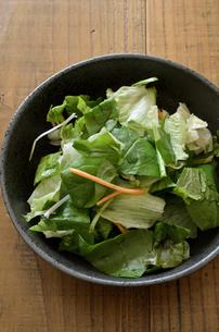 カット野菜 サラダの写真素材 [FYI01227044]
