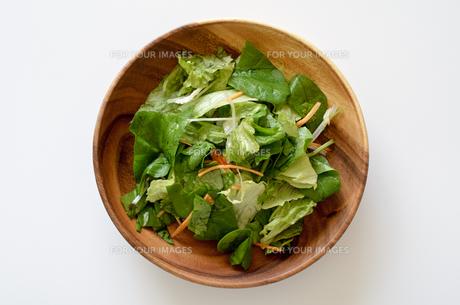 カット野菜 サラダの写真素材 [FYI01227052]