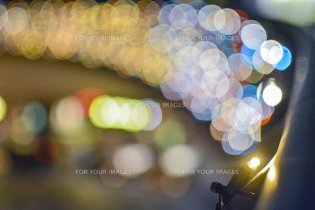 クリスマスイルミネーションの写真素材 [FYI01227160]