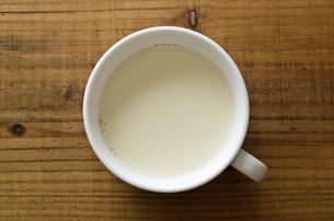 豆乳の写真素材 [FYI01227333]