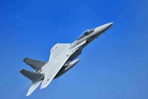 航空自衛隊のF-15戦闘機の写真素材 [FYI01227558]