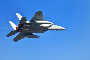 航空自衛隊のF-15戦闘機の写真素材 [FYI01227560]