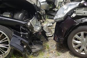 事故車の写真素材 [FYI01228352]
