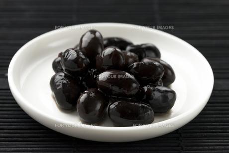 黒豆の写真素材 [FYI01228855]