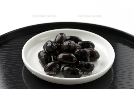 黒豆の写真素材 [FYI01228856]