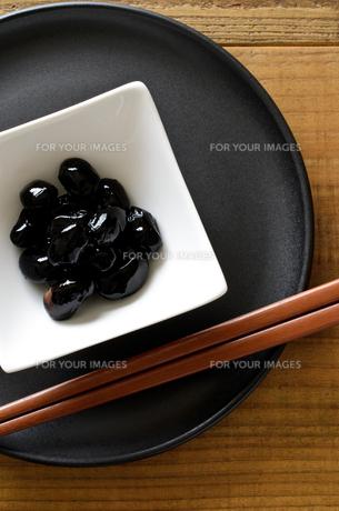 煮豆の写真素材 [FYI01228979]