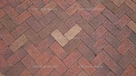 石畳 cobble stone pavingの写真素材 [FYI01229932]