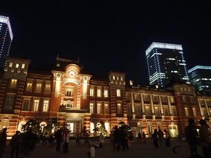 東京駅(1)の写真素材 [FYI01230148]