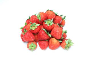 イチゴの写真素材 [FYI01230378]