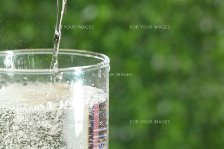 炭酸水の写真素材 [FYI01230454]