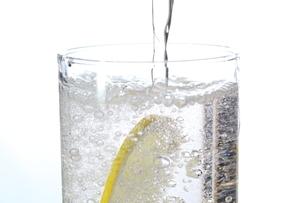 炭酸水の写真素材 [FYI01230455]