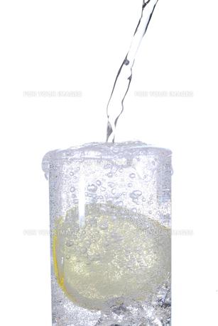 炭酸水の写真素材 [FYI01230456]
