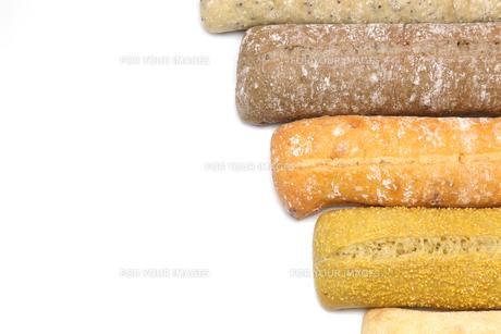 フランスパンの写真素材 [FYI01230461]