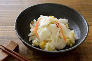 ゆず白菜の写真素材 [FYI01230837]