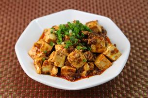 麻婆豆腐の写真素材 [FYI01231140]